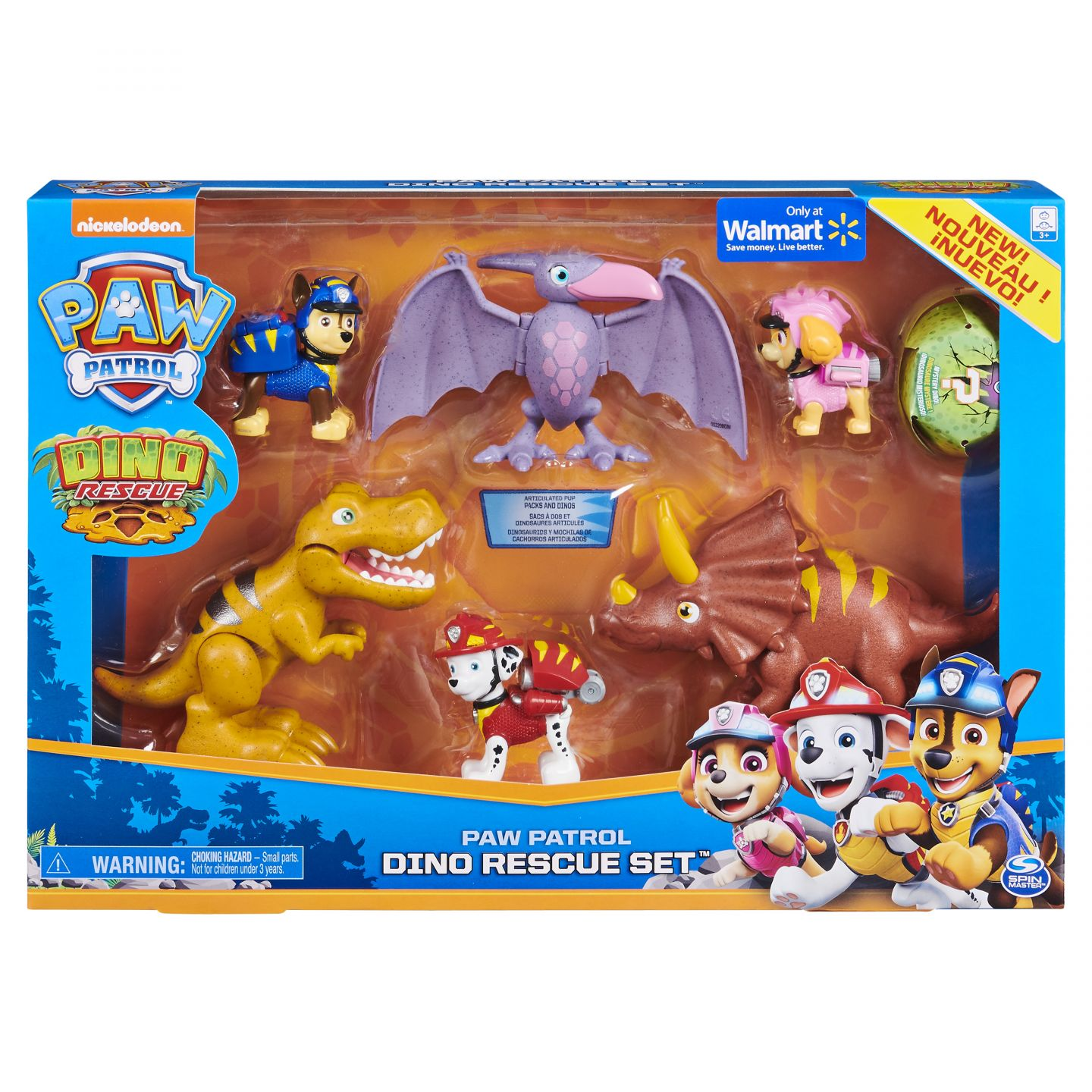 Dino Rescue Figure Gift Pack